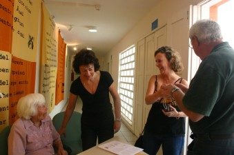 Nancy Nereide e Guiomar