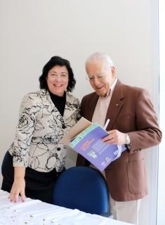 Nereide e Mario Porfirio